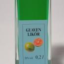 Guaven Likör 容量:200ml アルコール度数:20% エキス分:20%未満 衝撃的な酸味が力強くすっきりとした印象