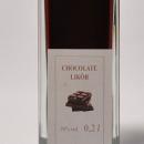Chocolate Likör 容量:200ml, 350ml アルコール度数:18% エキス分:24%未満 カカオの芳醇な香りをブランデーが引き立てる
