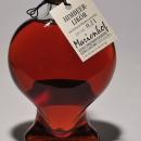 Herz Himbeer Likör 容量:200ml アルコール度数:22% エキス分:20%未満 贈り物にぴったりなハートボトル