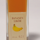 Bananen Likör 容量:200ml アルコール度数:20% エキス分:26%未満 お料理にも合うような厚みのある味香とわずかな酸味が特徴