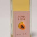 Papaya Likör 容量:200ml アルコール度数:18% エキス分:23%未満 他では見られない特徴的な酸味が野性的な香りと相まって