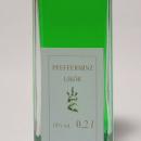 Pfefferminz Likör 容量:200ml, 350ml アルコール度数:18% エキス分:25%未満 フレッシュなミントならではの上質なミント感の薬草酒