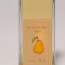 Williams-Christ Likör 容量:200ml, 350ml アルコール度数:22% エキス分:18%未満 繊細でも骨格のしっかりしたむきたての洋梨の爽やかさが上質