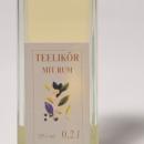 Tee Likör 容量:200ml, 350ml アルコール度数:18% エキス分:14%未満 茶葉の渋み、タンニンがハーブのような爽やかさを醸し出している